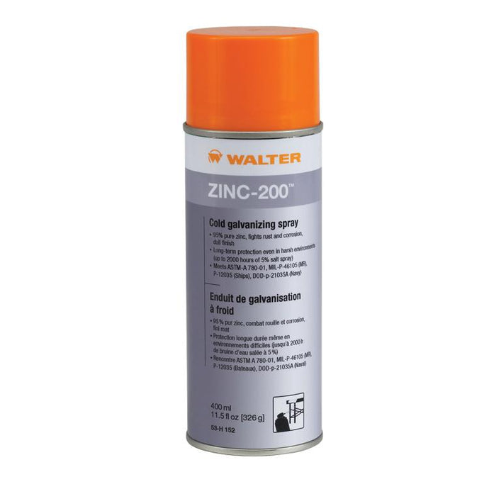 Walter ZINC-200™ Cold Galvanizing Spray