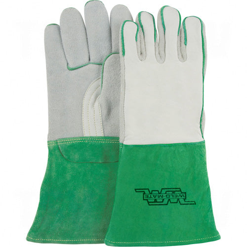 weld-mate, premium cowhide welding gloves