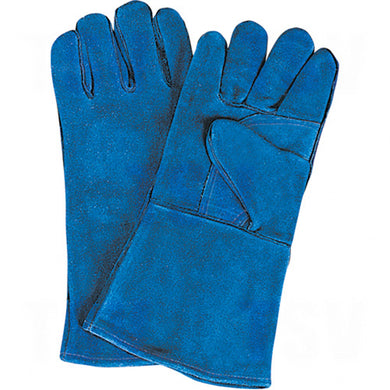 weld mate, blue welding gloves