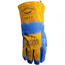Caiman 1512 - Wool Insulated Back MIG/Stick/Plasma Welding Gloves