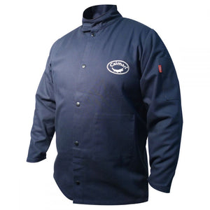 Caiman 3000 9oz FR Cotton Welding Coat/Jacket