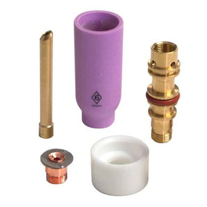 CK Worldwide 3 Series Standard Gas Saver Kit - Alumina Cup