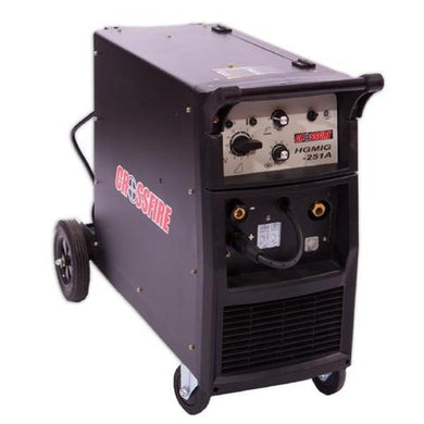 Crossfire HG251A MIG Welder