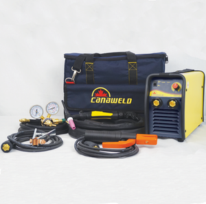 canaweld mma 201 tig welding package