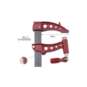 "Piher Maxi R Series Clamps (6.5"" Throat)"