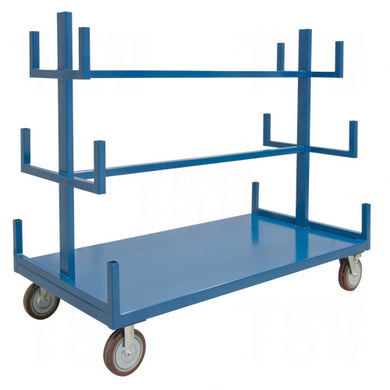 Kleton 6 ft. Pipe and Bar Rack
