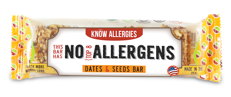 Dates & Seeds Bar (Pack of 12)