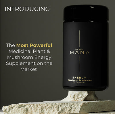 Urban Mana ENERGY - Adaptogen Supplement - Urban Mana