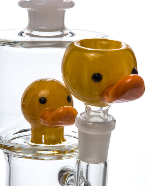 Circ Perc to Rubber Duck Water Pipe | HSI