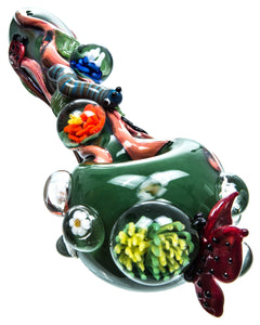 Garden Variety Spoon Pipe Empire Glassworks
