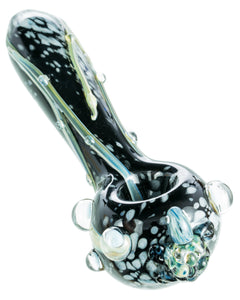 Sea Turtle Themed Hand Pipe Empire Glassworks