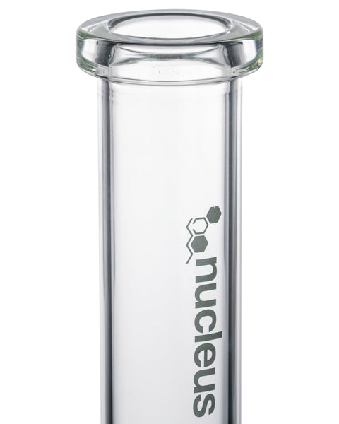 Hexagon Base Beaker Bong with Polished Joint - bong - Nucleus - HSI