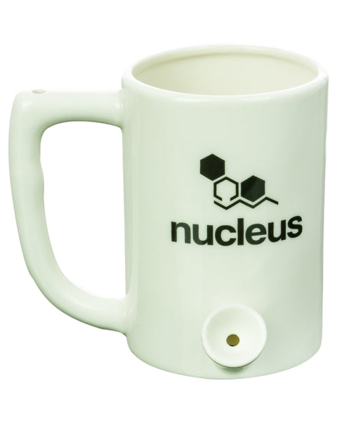 Nucleus sherlock - Coffee Pipe Mug | Wake and Bake Mug - HSI