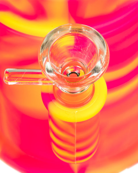 Silicone Oil Can Bong | HSI