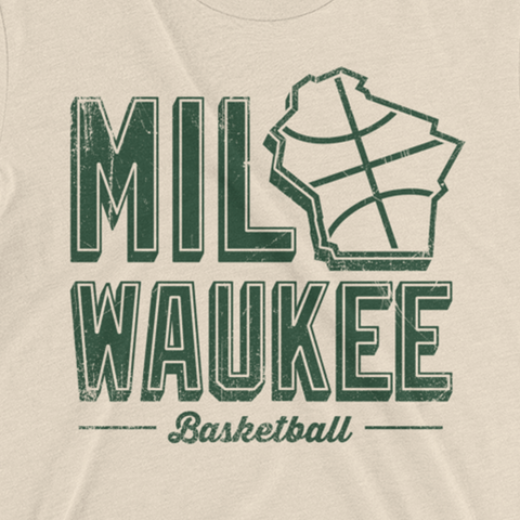 MILwaukee Basketball - Vintage
