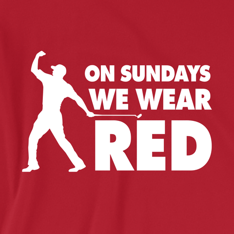 On Sundays We Wear Red