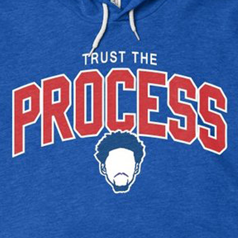 Trust the Process - Retro