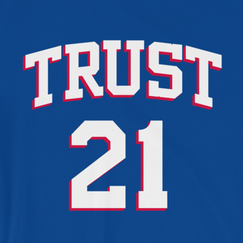 Trust the Process - Shirsey