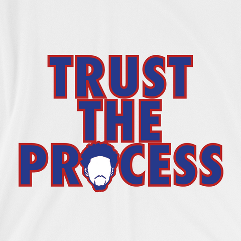 Trust the Process - Block