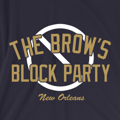 The Brows Block Party