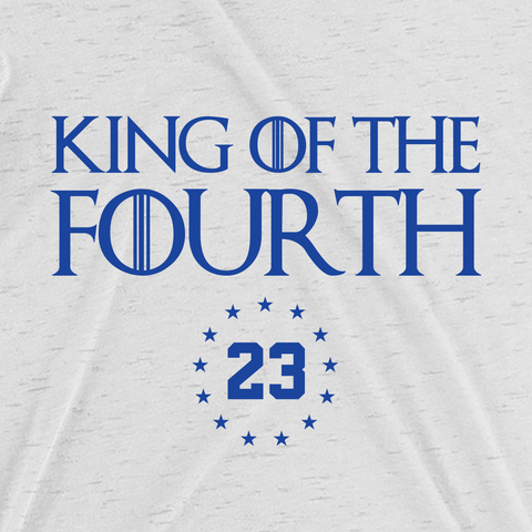 King of the Fourth