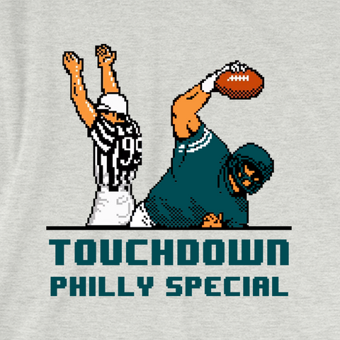 Touchdown Philly Special