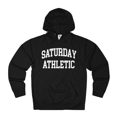 Classic Arch, white - Lightweight Hoodie