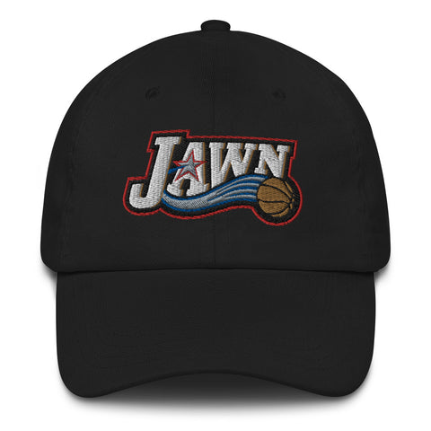 Jawn, Retro Basketball - Dad hat
