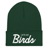 Lets Go Birds - Cuffed Beanie
