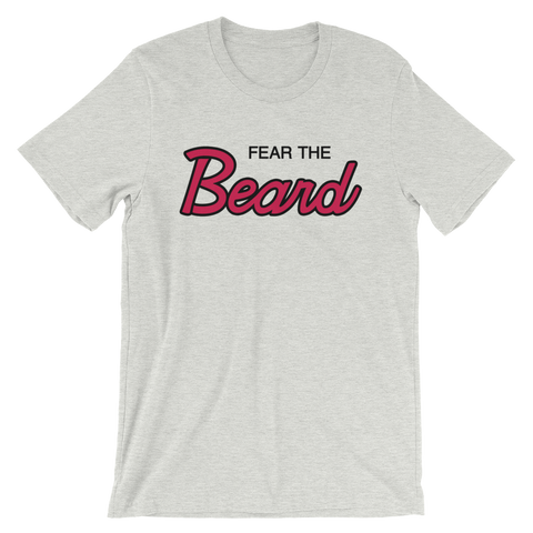 Fear The Beard - T-Shirt