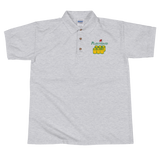 Plastered - Embroidered Polo Shirt