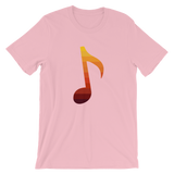 Utah Sunset Note - T-Shirt
