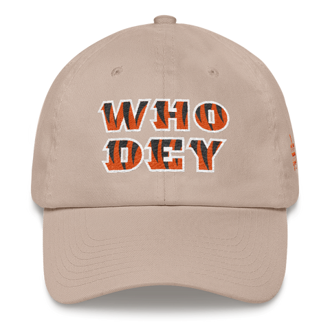 Who Dey - Dad hat