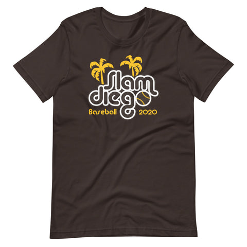Slam Diego - T-Shirt