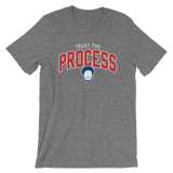 Trust The Process, Retro - T-Shirt