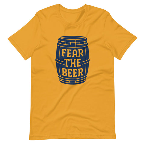 Fear The Beer Barrel - T-Shirt