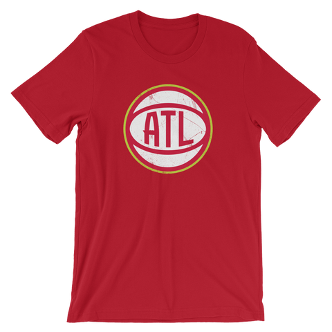 ATL, Retro Ball - T-Shirt