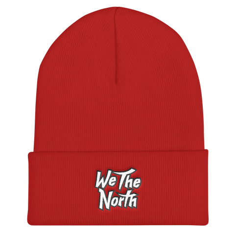 We The North - Cuffed Beanie