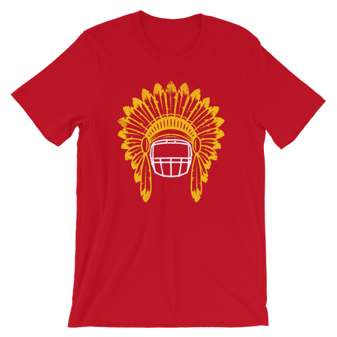 Chiefs Headdress - T-Shirt
