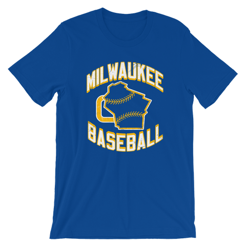 Milwaukee Baseball - T-Shirt