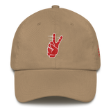 Tyreek Peace Sign - Dad hat