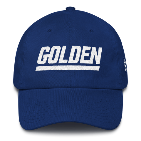 Golden - Dad hat