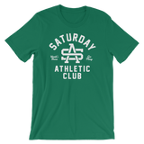 College Logo - White - T Shirt