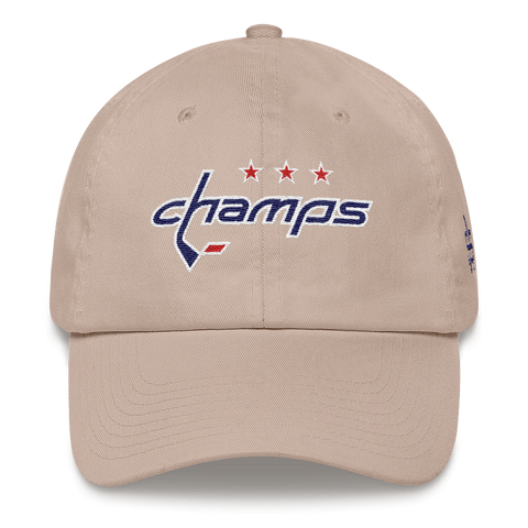 Washington Champs - Dad hat