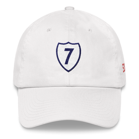 Son 7 - Dad hat