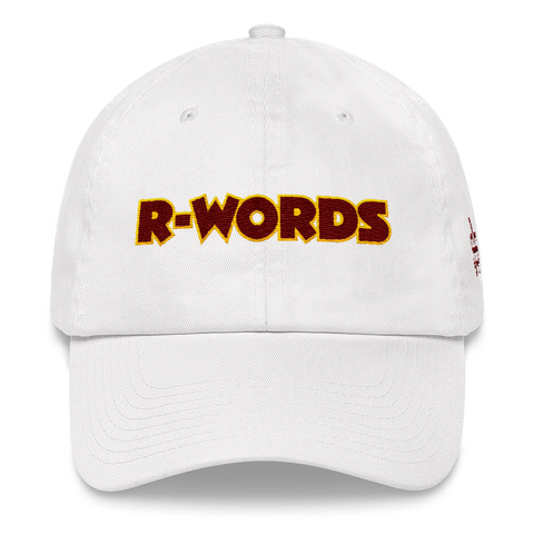 R-Words - Dad hat