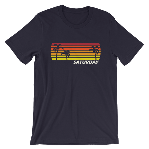 Saturday Sunset - T-Shirt