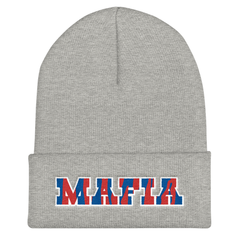 Bills Mafia - Cuffed Beanie