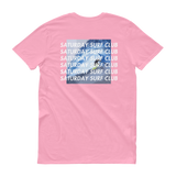 Saturday Surf Club - T-Shirt