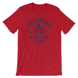 College Logo - Navy - T Shirt